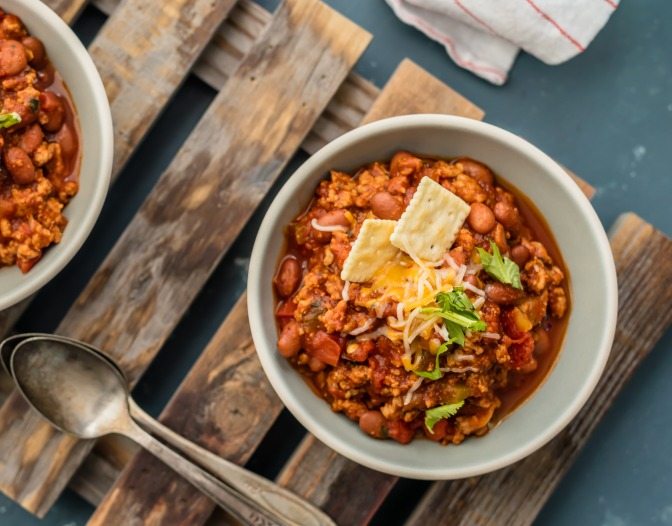 Perfecting Chili One Bowl At A Time