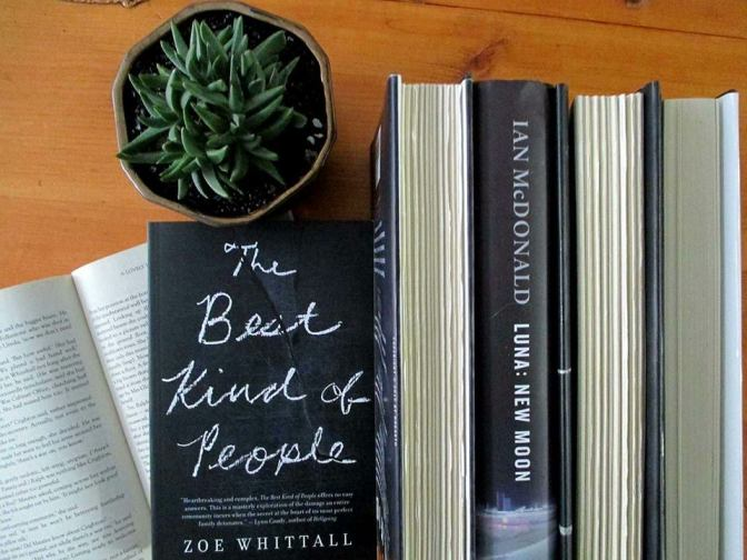 *Review* The Best Kind Of People by Zoe Whittall