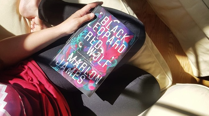 *Review* Black Leopard Red Wolf by Marlon James