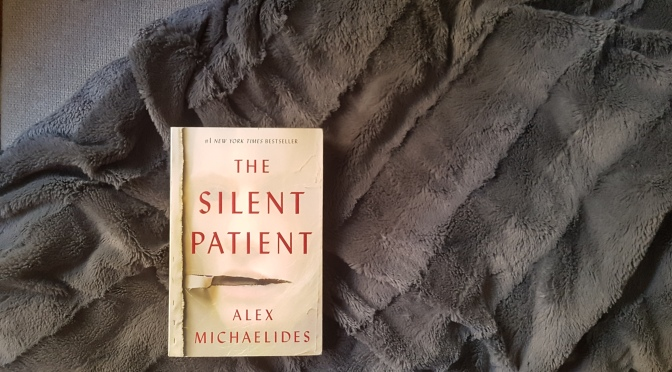 *Review* The Silent Patient by Alex Michaelides